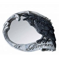 Nevermore Alchemy Gothic Compact Mirror