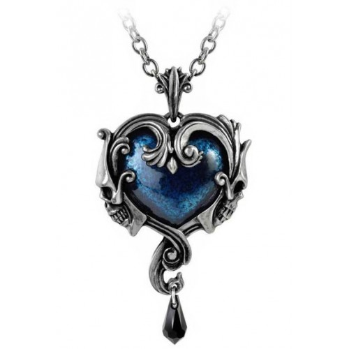 Alchemy Gothic Affaire du Coeur Pendant Necklace
