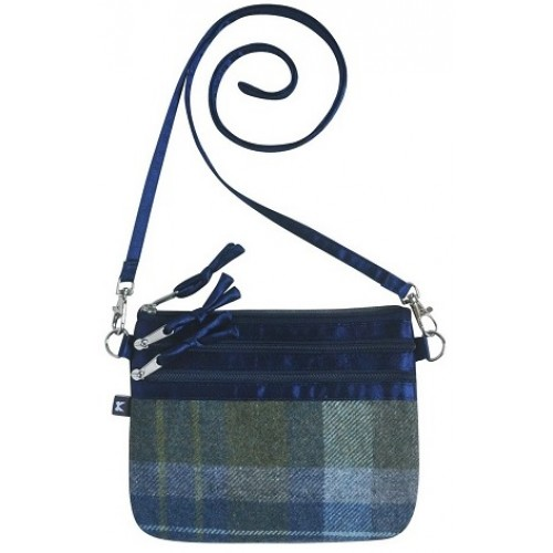 Tweed Pouch Bag Earth Squared