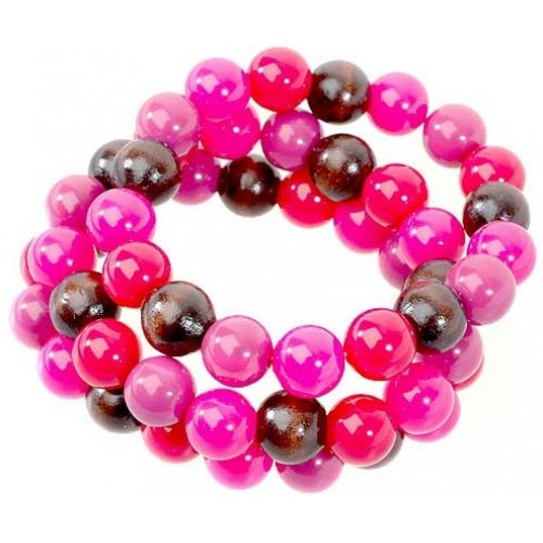 Three Layer Beads Bracelet